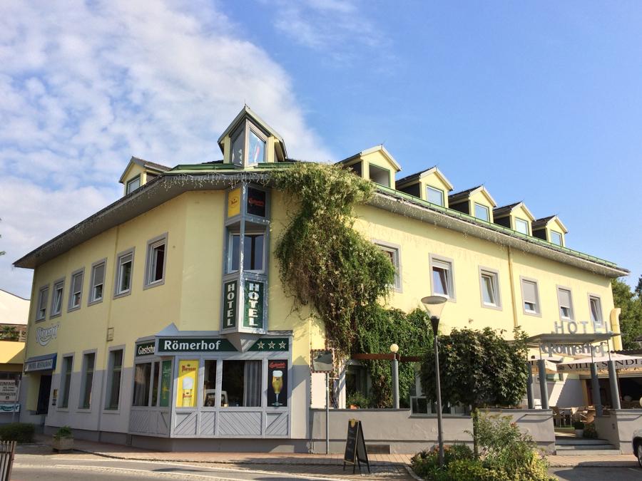 Leibnitz Hotel Restaurant Römerhof © Helmut Bolesch