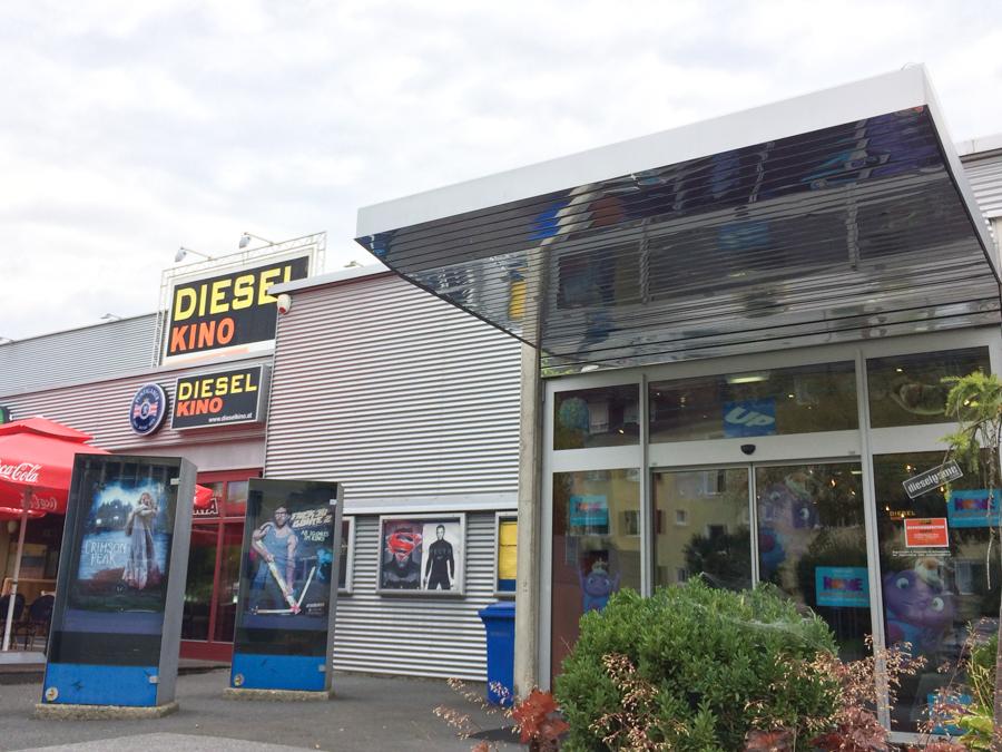 Leibnitz Diesel Kino © Helmut Bolesch