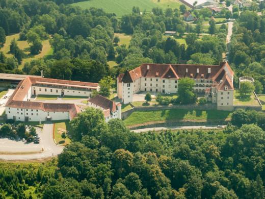 Leibnitz Schloss Seggau © Helmut Bolesch